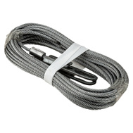 National Hardware N280-412 Extension Spring Lift Cables 162 Inch By 1/8 Inch Galvanized