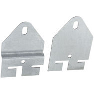 National Hardware N280-511 Tandem Bracket Set 5-5/16 Inch Length Galvanized