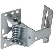 National Hardware N280-800 Snap Lock With Strike Galvanized