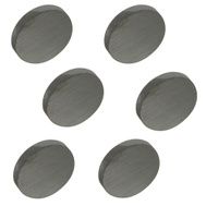 National Hardware N302-273 Round Ceramic Disc Magnets 1 By 5/32 Inch 6 Pack