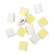 National Hardware N308-239 Self Adhesive Wire Clips 12 Pack