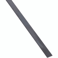 National Hardware N316-166 Weldable Flat Bar 1/8 Inch Thick 3/4 Inch By 36 Inch Hot Rolled Plain Steel