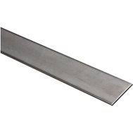 National Hardware N316-174 Weldable Flat Bar 1/8 Inch Thick 2 Inch By 72 Inch Hot Rolled Plain Steel