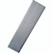 National Hardware N316-307 Plain Sheet 0.025 Thick 24 Inch By 6 Inch Mill Finish Aluminum