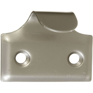National Hardware N325-365 Window Sash Hook Lifts 1-3/8 Inch Satin Nickel 2 Pack