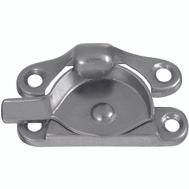National Hardware N325-662 S5700011 Crescent Sash Lock Satin Nickel