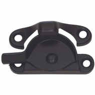 National Hardware N331-520 Crescent Sash Lock Oil Rubbed Bronze