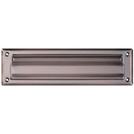 National Hardware N336-131 Mail Slot 2 By 11 Inch Opening Antique Bronze On Solid Brass