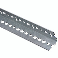 National Hardware N341-115 Slotted Angle 0.074 Thick 1-1/2 By 96 Inch Galvanized Steel