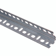 National Hardware N341-131 Slotted Angle 0.047 Thick 1-1/4 By 48 Inch Galvanized Steel