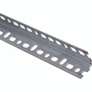 National Hardware N341-149 Slotted Angle 0.047 Thick 1-1/4 By 60 Inch Galvanized Steel
