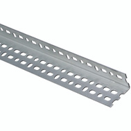 National Hardware N341-180 Offset Slotted Angle 0.074 Thick 2-1/4 By 1-1/2 By 72 Inch Galvanized Steel