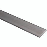 National Hardware N341-438 Weldable Flat Bar 1/8 Inch Thick 2 Inch By 36 Inch Hot Rolled Plain Steel