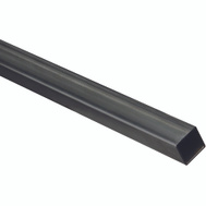 National Hardware N341-446 Weldable Square Tubing 1 Inch By 36 Inch Hot Rolled Plain Steel