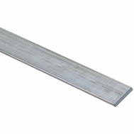 National Hardware N341-917 Flat Bar 1/8 Inch Thick 3/4 Inch By 36 Inch Mill Finish Aluminum