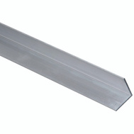 National Hardware N342-048 Solid Angle 1/16 Inch Thick 36 Inch By 1 Inch Mill Finish Aluminum