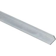 National Hardware N342-360 Offset Solid Angle 1/16 Thick 1/2 By 3/4 Inch By 36 Inch Mill Finish Aluminum