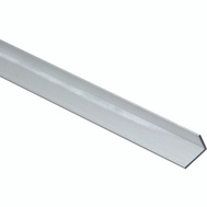 National Hardware N342-386 Offset Solid Angle 1/16 Thick 1/2 By 3/4 Inch By 48 Inch Mill Finish Aluminum