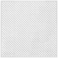 National Hardware N342-436 Aluminum Decorative Mill Finish Cloverleaf Sheet 0.02 24 By 36 Inch