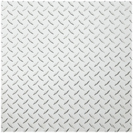 National Hardware N342-451 Bright Polished Aluminum Diamond Plate 0.063 Gauge 24 By 48 Inch