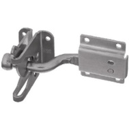 National Hardware N342-618 Maxlatch Self Adjusting Gate Latch 4 Inch Zinc Plated Steel
