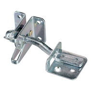 National Hardware N344-655 Adjust-O-Matic Gate Latch 4 Inch Zinc Plated Steel