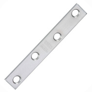 National Hardware N348-375 Mending Plate Brace 4 By 5/8 Inch Stainless Steel 2 Pack