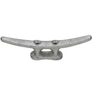 National Hardware N348-540 Rope Cleat 8 Inch Galvanized Steel