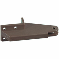National Hardware N349-308 Lanai Style 90 Degree Corner Replacement Jamb Bracket Bronze