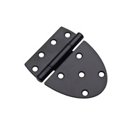 National Hardware N214-113 3-5/8 Inch Heavy Duty Gate Hinge Black Coated