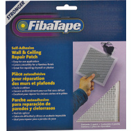 Saint Gobain FDW6836-U PermaGlas Mesh Wall And Ceiling Repair Patch 4 By 4 Inch