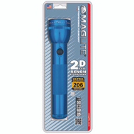 Mag Instrument SS2D116 Maglite 2D Blue Flashlight