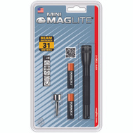 Mag Instrument M3A016 Mini Maglite Flashlight 2 Aaa