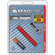 Mag Instrument LK3A036 Aaa Red Flashlight