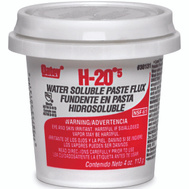 Oatey 30131 Water Soluble Paste Flux 4 Ounce