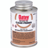 Oatey 30750 Primer-Cleaner Clear Lovoc 4 Ounce