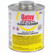 Oatey 30805 Cleaner Clear 32 Ounce