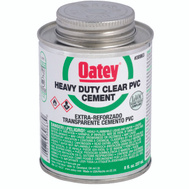 Oatey 30850 Pvc Cement Lovoc Hd Clr 4 Ounce