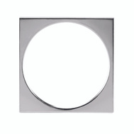 Oatey 42042 Tile Ring 4.25 Square Ss