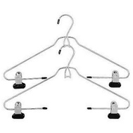 Whitmor 6021-182 2PK Skirt/Blouse Hanger