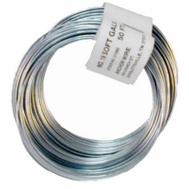 Hillman 123175 330 Foot 12-1/2 Gauge Galvanized Smooth Wire