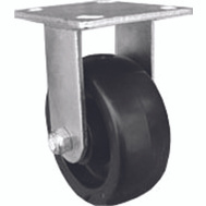 Shepherd Hardware 9389 5 Inch Polypropylene Wheel Rigid Caster
