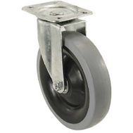 Shepherd Hardware 9738 Caster Swivel Plate Tpr 5In