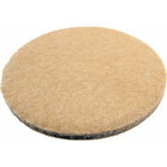 Shepherd Hardware 9927 Felt Gard 2 Inch Heavy Duty Self Adhesive Felt Guard Pads Beige 4 Pack