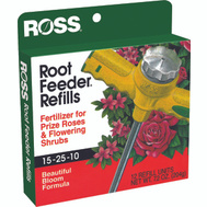 Easy Gardener 13450 Refill Root Feed Rose/Flower 12 Pack
