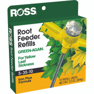 Easy Gardener 13530 Refill Root Feed Iron Formula 12 Pack