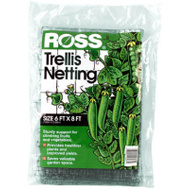 Easy Gardener 16037 6 By 8 Trellis Netting