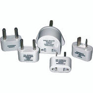 Travel Smart Conair M500X/M500ENR/M50 5 Piece Adapter Plug Set