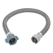 Brass Craft PSB846 Faucet Connector 1/2Fip 20In