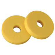 Brass Craft SC2103 Plumb Shop Yellow 3/4 Inch Outer Diameter Flat Faucet Washers